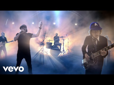 AC/DC - Through The Mists Of Time