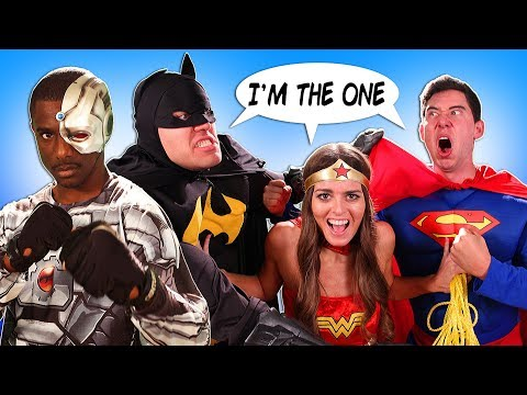 Justice League Rap -