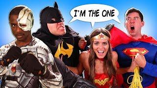 "Justice League Rap - ""I"