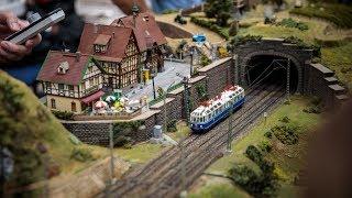 The Modelmaking of European Train Enthusiasts!