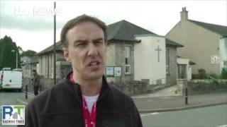 ITV UK: Ahmadiyya Muslims raise money to help people affected by Floods