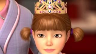 barbie escola de princesas filme completo dublado