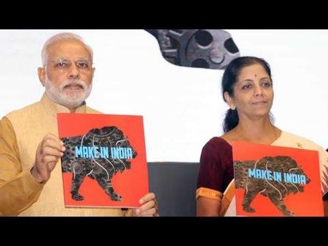 Narendra Modi's Pitch To 'Make In India' | The Campaign