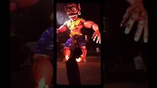 Narkasur 2017 burning in Goa - Diwali Celebration