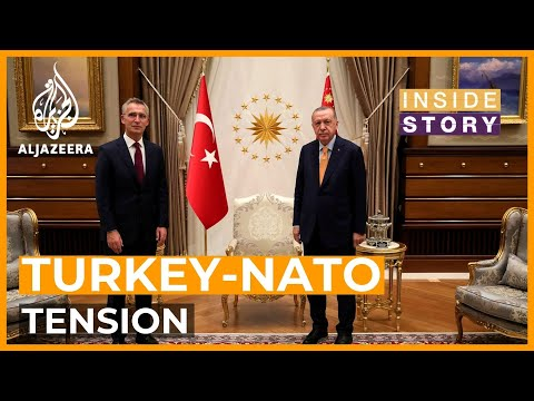 Can tensions between Turkey and NATO be contained? | Inside Story