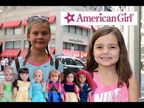 American Girl Place New York City - RYEBREADS