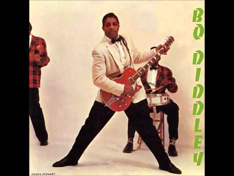 Bo Diddley (1958) full album