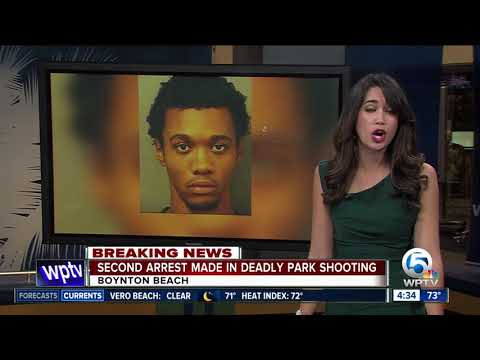 Thumbnail: 2nd arrest made in deadly Boynton Beach shooting at Caloosa Park