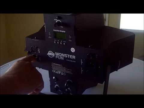 The American DJ Monster Fun