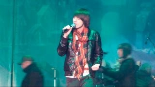 Смотреть клип Андрей Леницкий Ft. St1Ff И Mc Pasha - Любовь Сохрани / Live