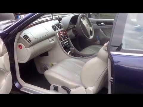 Mercedes CLK 230 Kompressor Elegance 1999