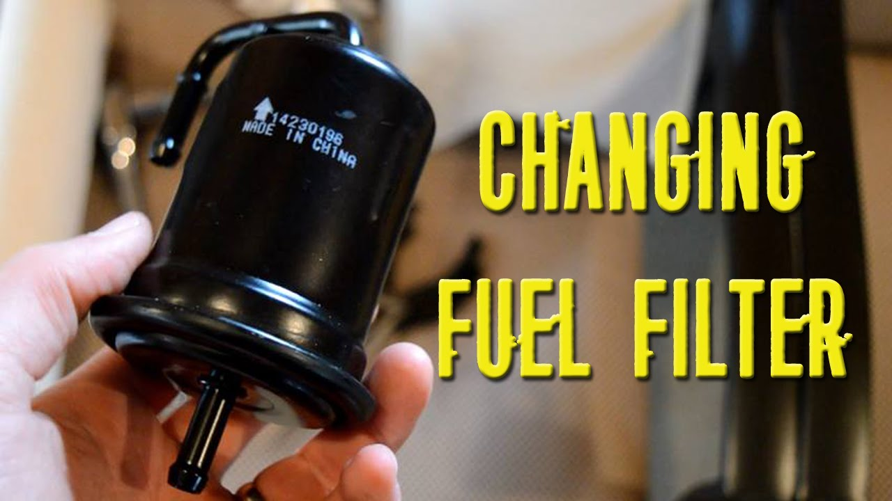 rx 7 fd part 18 how to change the fuel filter [ 1280 x 720 Pixel ]