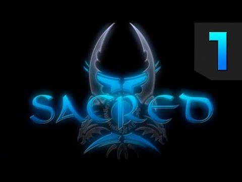 Sacred(Князь Тьмы) Прохождение #1 Начинаем на Серебре.