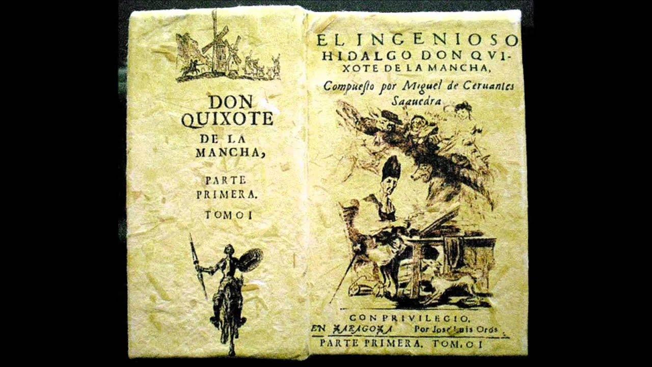 Don Quijote De La Mancha Audio Libro Segunda Parte Youtube