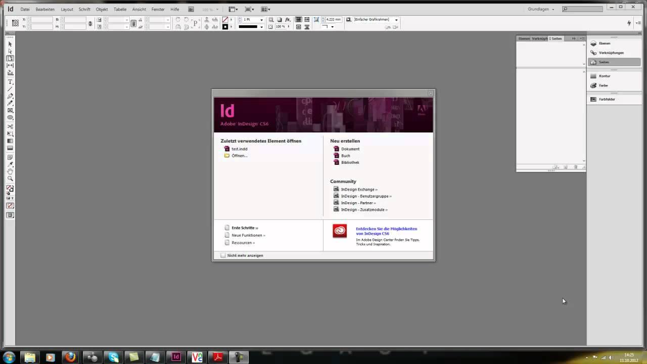 Ziemlich Layoutvorlage Für Das Design Von Indesign Fotos - Entry ...