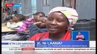 Watoto wao watatu kuzaliwa wakiwa Nakuru na matatizo ya kupooza ubongo au cerebral palsy