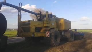 Kirovetz K700 Gülletechnik Zunhammer umbau