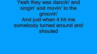 Wild Cherry - Play That Funky Music White Boy (Lyrics on screen)