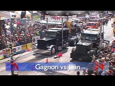 71 Sébastien Gagnon COGA vs 34 Éric Jean