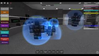 jugando ROLEPLAY SCPF Armed Containment Area 16 en roblox scp