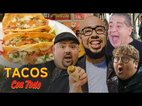 Our Gonzo Comedy and Taco Show is Coming! (TRAILER) | Tacos Con Todo