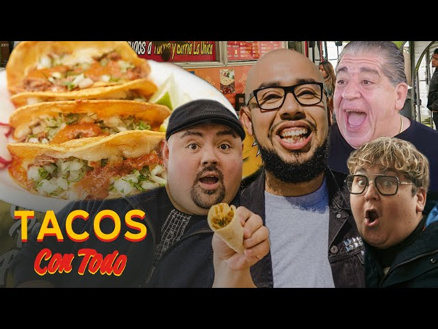 Our Gonzo Comedy and Taco Show is Coming! (TRAILER)   Tacos Con Todo