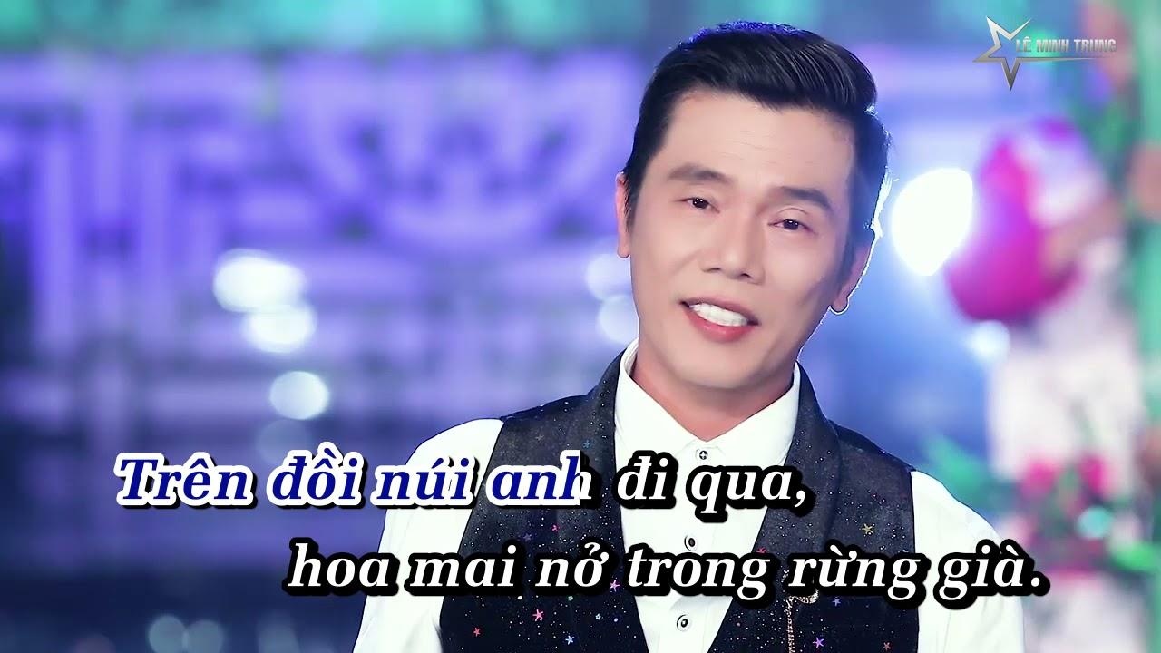 Karaoke Rạng Đông Trên Quê Hương Việt Nam Tone Nam - Beat Chuẩn Lê Minh Trung