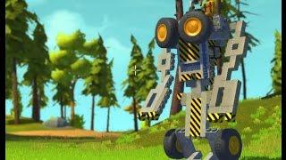 Scrap mechanic - Прототип - Робот трансформер - Transformer(Первая модель трансформера, получилось ли ? Смотрите видео)))) Ссылка для доната: http://www.donationalerts.ru/r/romareo1 ______..., 2016-02-05T16:21:30.000Z)