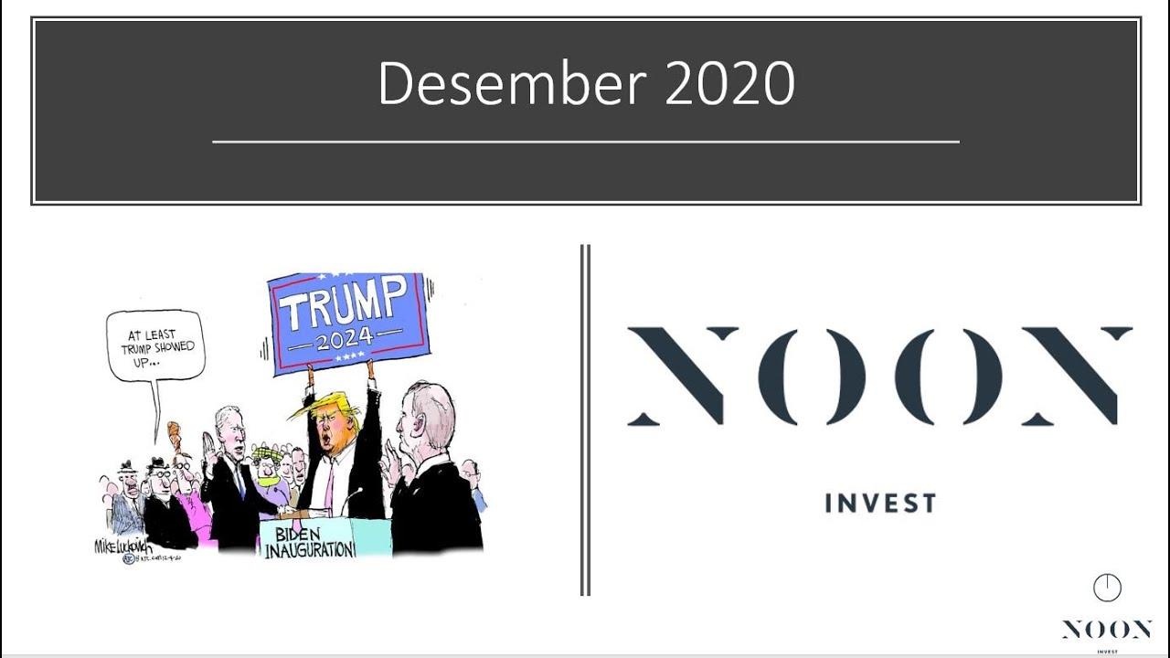 Fra 2020 inn i 2021