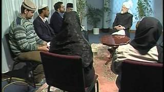 Liqa Ma'al Arab 20 November 1997 Question/Answer English/Arabic Islam Ahmadiyya
