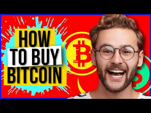 HOW TO BUY BITCOIN  - Step-by-Step - How To Buy Bitcoin Online