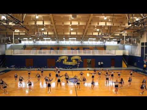 Castle North Middle School Pep Assembly 1/25/16