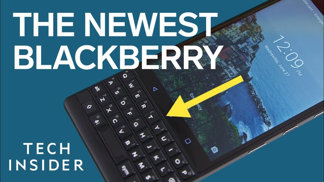 Should You Buy The Newest BlackBerry Phone?