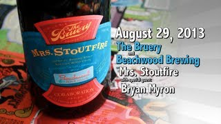 August 29 : Mrs. Stoutfire : The Bruery and Beachwood BBQ & Brewing