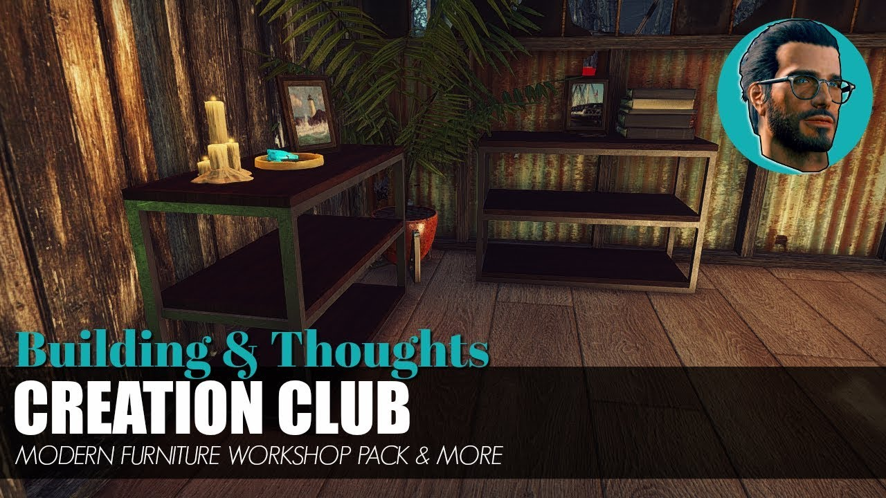 Creation club building thoughts fallout 4 pc