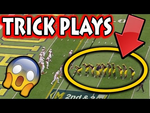 Greatest Trick Plays in Football Hisory (Part 2)