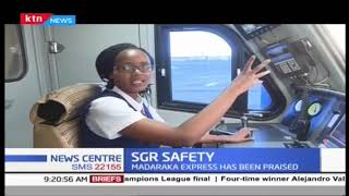 Railway transport billed safest mode | SGR Safety