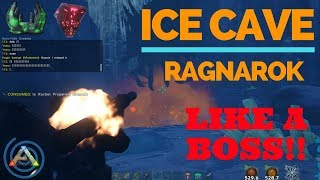 Ragnarok Ice Cave Dungeon Easy Clear Guide: Artifact of the Pack, Death Worm Horns & Epic Boss Loot!