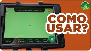 GPS Agrícola | Navegador de Campo: como usar?