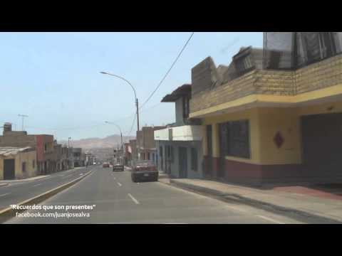 COMAS Lima - Perú : Av Belaunde Oeste y Este / Av Universitaria