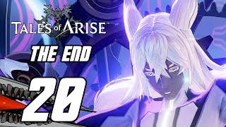 Tales of Arise - Full Game Gameplay Walkthrough Part 20 - Postgame Ending (PC)