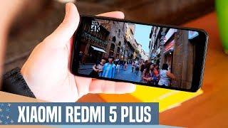 Xiaomi Redmi 5 Plus review: MÁS por MENOS