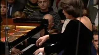 Brahms: Piano concerto No.2 I.Allegro ma non troppo, Elisabeth Leonskaja, PART II.