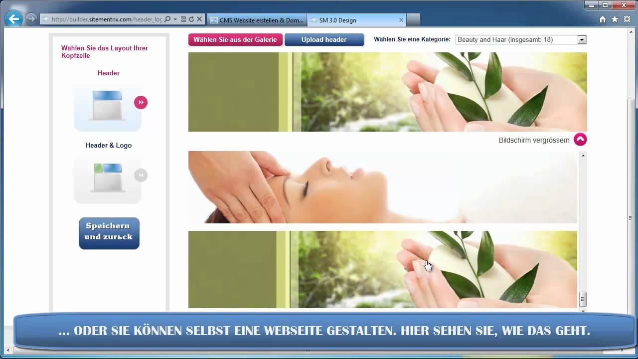 website mit domain