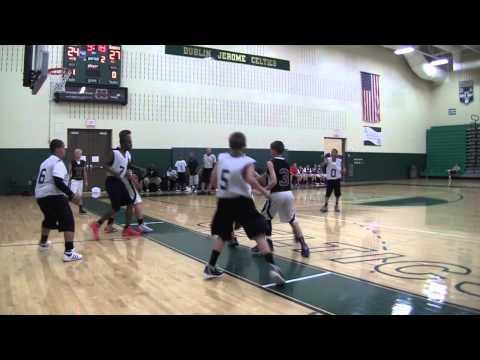 Elite Basketball 2014 - Dublin Jerome Game 2