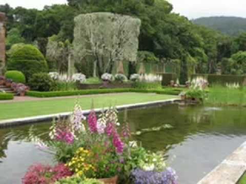 Filoli Mansion & Gardens, Part I - The Gardens - YouTube