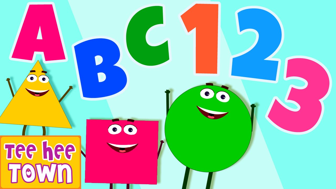 ABC Alphabet Song And More Nursery Rhymes by Teehee Town - YouTube