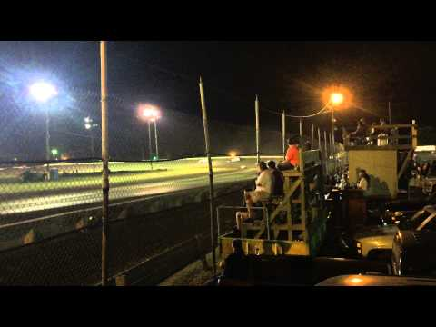 4th part end mod feature Greenville speedway chase delrio feature win