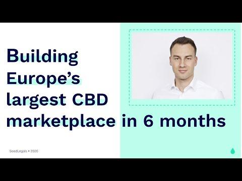 Entrepreneur Stories| Episode 1: Building Europe's Largest CBD Market in 6 months