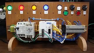 CLICK Basic PLC Trainer